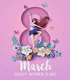 """""""A beautiful woman delights the eye; a wise woman, the understanding; a pure one, the soul"""" ~ Minna Antrim Happy Women's Day! Wise Women, Happy Women, Pure One, Happy Woman Day, Wearable Technology, Ladies Day, Live Life, How To Stay Healthy, Have Fun"""
