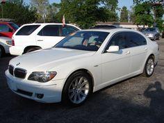 2006 BMW 750 i Bmw, Cars, Vehicles, Sweet, Candy, Autos, Car, Car, Automobile