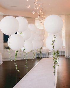 balloon wedding decor 10