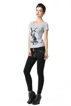 2014 spring and summer fashion must casual street money Bartlett-in T-Shirts from Apparel & Accessories on Aliexpress.com | Alibaba Group
