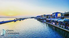 Beautiful sunset in Lefkas! Instagram Feed, Instagram Posts, Beautiful Sunset, Sailing, Boat, Life, Boats, Boating