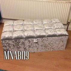 Happycustomers With Their Bespoke Double Crushed Velvet