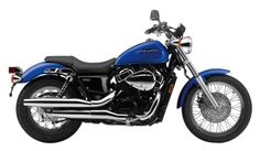 Top 10 Motorcycles for Beginners: 2012 Honda Shadow RS ($8,240)