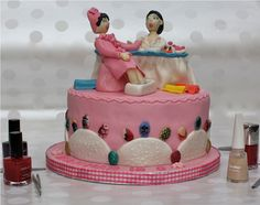 Creative Birthday Cakes For Adults