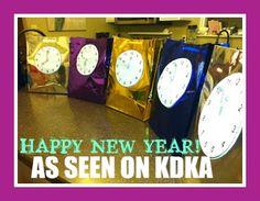 KDKA New Year's Eve- Last Minute Ideas For Kids : Macaroni Kid