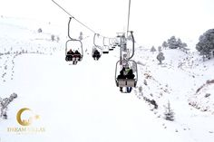 This is an amazing Ski Resort north of Antalya near the university town of Isparta. Trips run weekly from Mahmutlar and Alanya from January to April during the snow season. It is suitable for all ages and abilities. #skiing #isparta #turkey #wintersun #snowboarding #snow #winterfun #skiresort