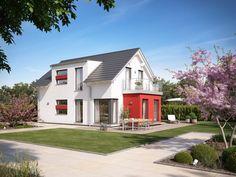 Unser EDITION 3 V5.  #Haus #Fertighaus #Hausbau #Design #Architektur #Einfamilienhaus #House #BienZenker