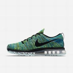 sports shoes f0a3a 6fbff New And Cheap 2018 Nike Air Max Flyknit Sport Turquoise Black Hyper Teal