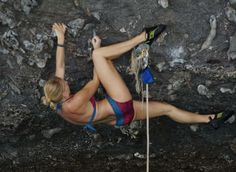 climbing is a good skill to obtain , never know when it is life or death between the bottom and top of a hill