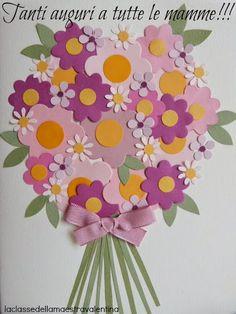 Auguro a tutte le mamme che seguono il mio blog... TANTI TANTI AUGURI!!!   Maestra Valentina
