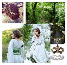 """Halloween ideas | Medieval Princess"" by preciousjewel21 on Polyvore"