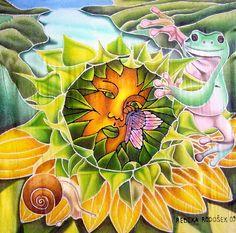 Artwork >> Rebeka Rodosek >> Sunflower