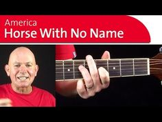 A Horse With No Name Guitar Lesson (THE RIGHT WAY) - YouTube