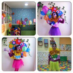 Jardín de infancia MaNiTaS: ¡la vida es un carnaval!