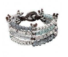 e790ba6e8286 Kanication Bracelet - UNO de 50  145.00 Cordón De Cuero