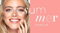 Sommerliches Make-up | Schminktipps ARTDECO Sommer Make-up Looks, Sommer Make Up, Braut Make-up, Makeup Looks, Art Deco, How To Make, Tutorials, Make Up Looks, Art Decor