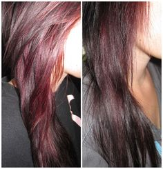 GABY'S BEAUTY BLOG: Project Burgundy Hair | Revlon ColorSilk in Burgundy 48