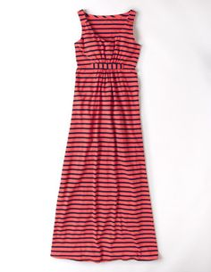 I've spotted this @BodenClothing Jersey Maxi Dress Red/Navy Stripe