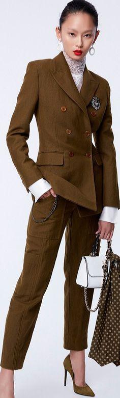 Human Memory, Pantsuits For Women, Pants For Women, Ladies Pants, Ermanno Scervino, Office Wear, Casual Looks, Amazing Women, Suit Jacket