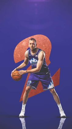 Jazz Basketball, Lebron James Lakers, Sports Graphic Design, Sports Graphics, Utah Jazz, Nba Players, Dream Team, Athletes, Design Ideas