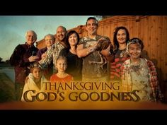 Skit Guys - Thanksgiving: God's Goodness. If you haven't seen this you should really watch it