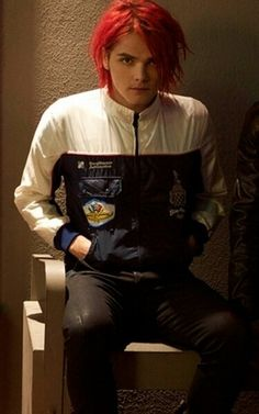 gee/ party poison/ gerard wow he has a lot of names