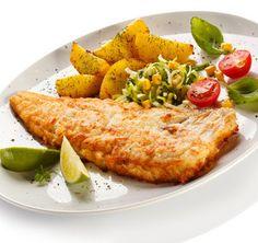 Może rybka na obiad? Przepis na dorsza z warzywami Smacznego :)