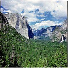 Trademark Art Yosemite Iii Canvas Art by Preston, Size: 24 x 24, Multicolor