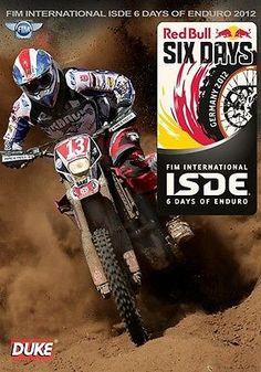 FIM International Six Days Enduro 2012 DVD (ISDE). 120 Min Motorsport DUKE 2345N