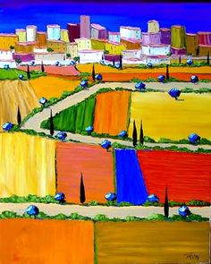 Jean-Claude TRON - Featured Artists (Gallery 1000 Fine Art - Carmel-by-the-Sea, Palm Desert) Palm Desert, Artist Gallery, Van Gogh, Impressionist, Sculptures, My Arts, Fine Art, Painting, Beautiful