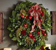 Vintage Christmas Decorations | Pottery Barn