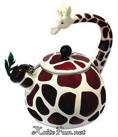 One really cute tea kettle!    http://img.xcitefun.net/users/2010/08/201891,xcitefun-cool-unusual-teapots-11.jpg