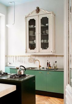 la la loving everything about this #kitchen