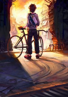 Manga / Anime Illustrations by Patipat Asavasena