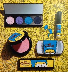 M•A•C  Simpsons  Makeup  Love Wow Products 8516efa4b40