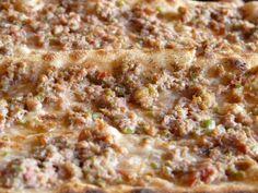 Лахмаџун – турска пица on Сè за хранаhttp://sezahrana.mk