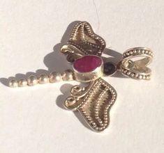 Sterling Silver Dragonfly Pendant 5057707340118 | eBay