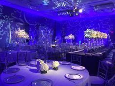 Weddings @Hyatt Regency Jersey City Tall Centerpieces