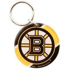 "NHL Boston Bruins High Definition Keychain by WinCraft. $5.95. Boston Bruins High Definition KeychainApproximately 2.5"" in diameterLightweight, premium acrylicPrinted logoHigh definition for outstanding clarity & sharpnessOfficially licensed NHL productLightweight, premium acrylicPrinted logoHigh definition for outstanding clarity & sharpnessApproximately 2.5"" in diameterOfficially licensed NHL product"