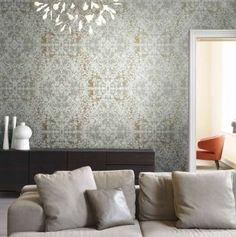 47 best Mooi Behang - Wallpaper | Verf & Wand images on Pinterest ...