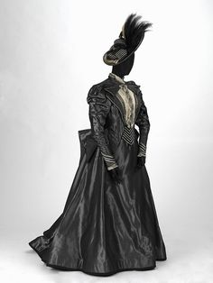 Theatre costume worn by Maggie Smith as Lady Bracknell in 1993.
