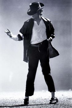 Michael Jackson, Black or White, Panther Dance