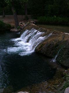 Little Niagara....in Chickasaw National Recreation Area