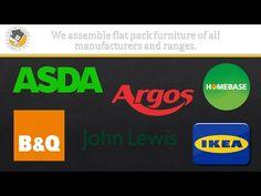 Flat Pack Furniture Assembler Oxford - YouTube