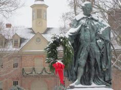 College of William and Mary William And Mary, Stay Warm, Statues, Pride, Boards, Xmas, College, Places, Planks