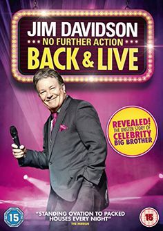 Jim Davidson Live - No Further Action [DVD] Universal Pictures UK http://www.amazon.co.uk/dp/B00MOENVKG/ref=cm_sw_r_pi_dp_JHmDub1040NV4