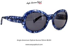 Anglo American Optical Aurora 52mm BLSH Aurora, Sunglasses, American, Style, Swag, Northern Lights, Sunnies, Shades, Outfits