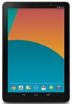 Se filtra una posible imagen de un nuevo tablet Nexus 10