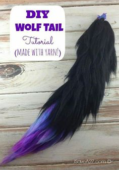 this would be a great birthday gift or christmas gift! if you know someone who love animals a tail would be great for them