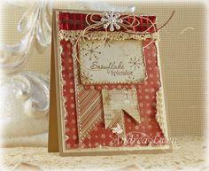 EwenStyle: Ribbon Carousel...Winter Spirit